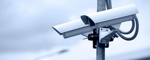 Câmera de segurança para comercio