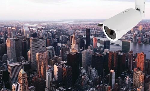 Empresa de segurança câmeras