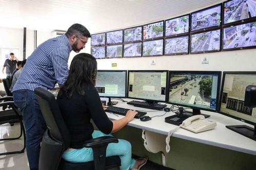 Empresa de câmeras de monitoramento