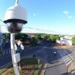Câmera segurança com infravermelho