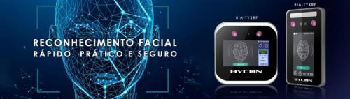 Terminal de Reconhecimento Facial - BIA-TYXRF